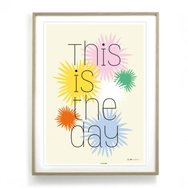 Affiche - This is the day