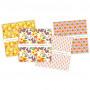 Papier à origami - Séraphine