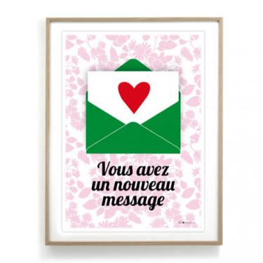 Affiche - Vous avez un message