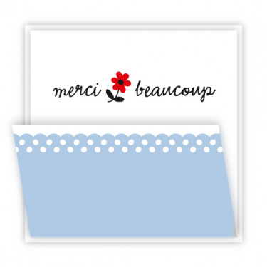 Carte - Ninon - Merci beaucoup