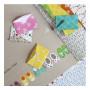 Papier à origami - Trésors Fanions