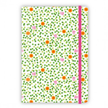 Cahier - Petits pois carottes