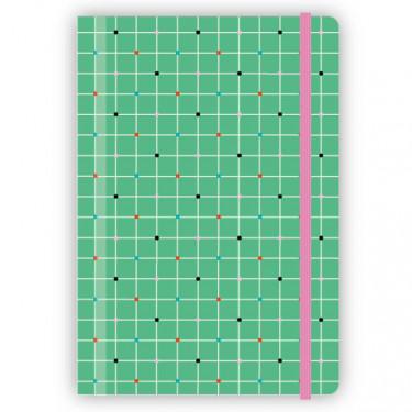 Cahier - Quadrillage Vert